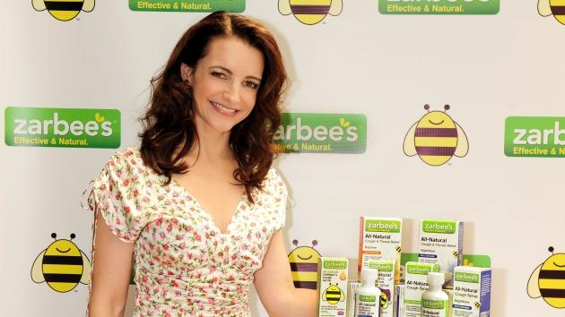 Kristin Davis at a Zarbee's event in NYC -- Zarbee's
