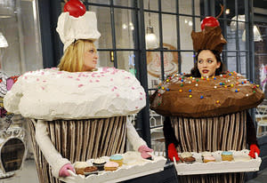 Beth Behrs, Kat Dennings | Photo Credits: Darren Michaels/CBS