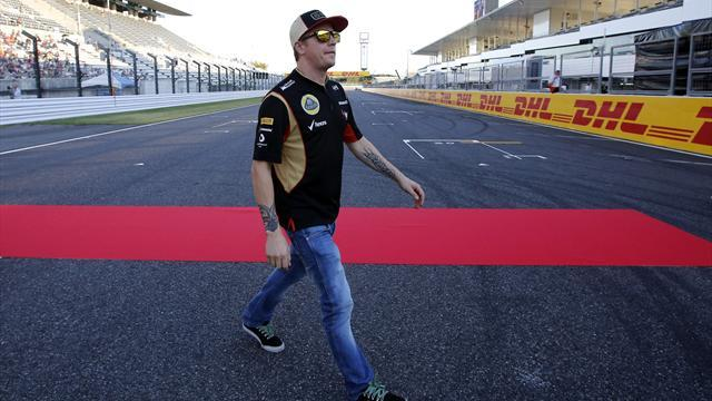 Formula 1 - Raikkonen to miss rest of season