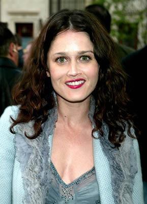Premiere: Robin Tunney at the New York premiere of Dreamworks' Hollywood Ending - 4/23/2002