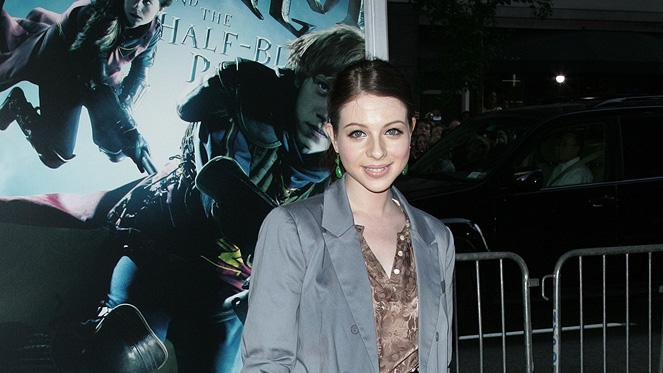 Harry Potter and the Half Blood Prince NY Premiere 2009 Michelle Trachtenberg