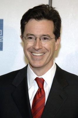 "Stephen Colbert ""The Great New Wonderful"" premiere - Tribeca Film Festival April 22, 2005 - New York, NY"