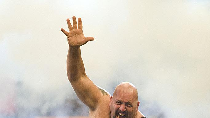 The Big Show Wrestlemania