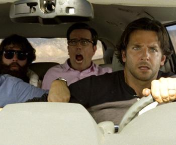'Hangover Part III' Hits a Box Office That's Ready for a Good Laugh