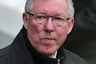 Manchester United manager Alex Ferguson at The Etihad stadium in Manchester, north-west England on December 9, 2012. Ferguson has warned the club's fans not to expect any major signings to arrive at Old Trafford during the January transfer window