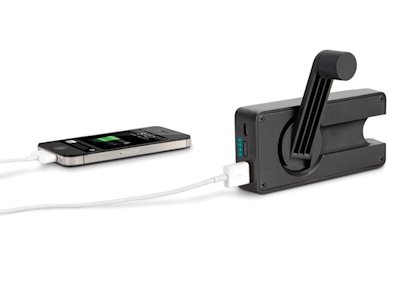 Hand Crank Emergency Cell Phone Charger