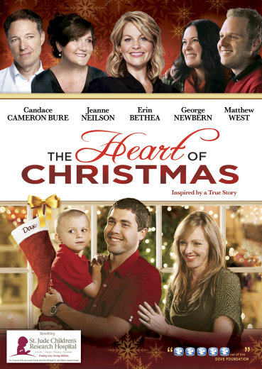 'The Heart of Christmas' starring Candace Cameron Bure