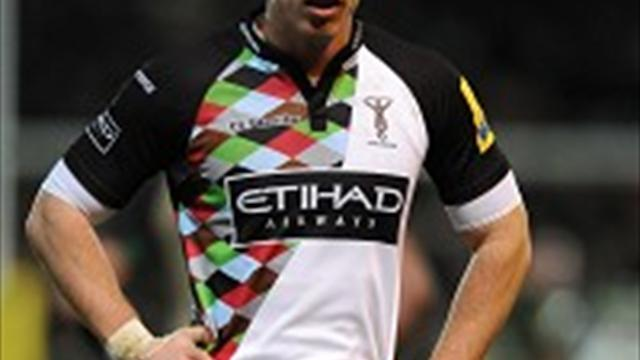 Rugby - Quins ease to victory