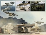 DARPA's Aerial Reconfigurable Embedded System (ARES) program aims to develop a cargo drone to assist troops on the ground.