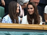 Kate Middleton Left In Tears At Wimbledon As Prince William Ditches Her For The Beach