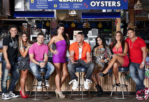 Jersey Shore | Photo Credits: MTV