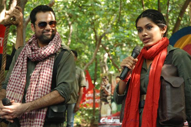 Behind the scenes: Chakravyuh