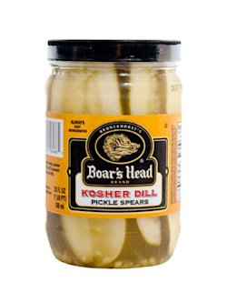 Boar's Head Whole Kosher Dill