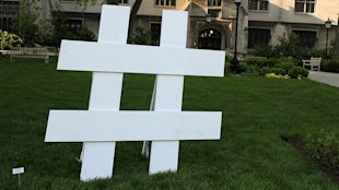 3 Twitter Hashtag Campaigns That Were Smashing, Unequivocal Successes image Hashtag pound sign