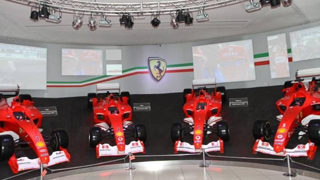 Formula 1 - Ferrari: Works teams have huge edge