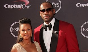 Lebron James Wedding Weekend