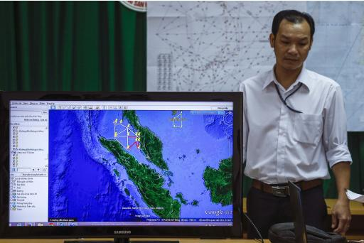 How did MAS track MH370? There's an app for that