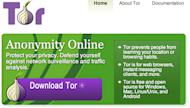 The Tor Browser Bundle allows users to use the internet anonymously and access banned or blocked websites