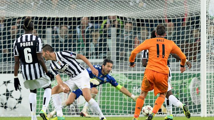 Juventus v Real Madrid - UEFA Champions League