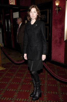 Premiere: Julianne Nicholson at the New York premiere of MGM/Columbia Pictures' The Pink Panther - 2/6/2006