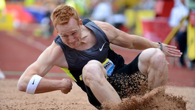 Athletics - Fit-again Rutherford selected for Moscow, Tomlinson misses out