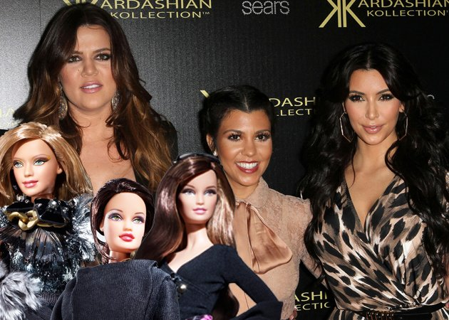kardashian barbies