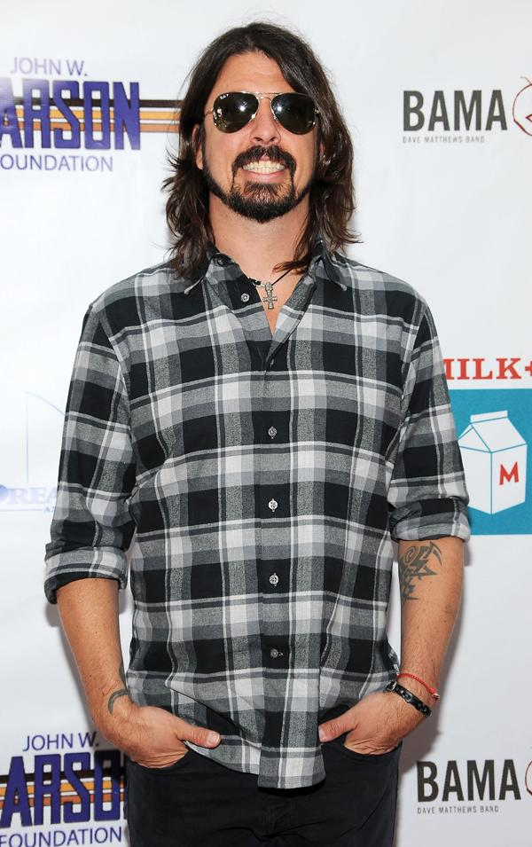Dave Grohl's Directorial Debut to Premiere at Sundance