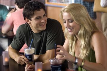 Sean Faris and Amber Heard in Summit Entertainment's Never Back Down
