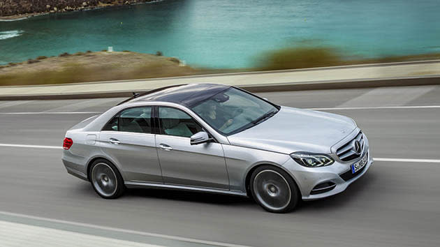 2014 Mercedes-Benz E-Class Sport Sedan