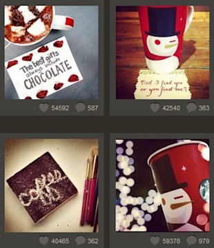 3 Ways You Can Use Instagram for Business image starbucks