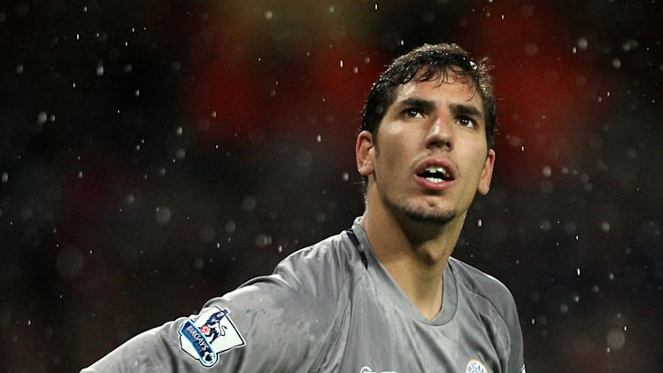 Soccer - Joel Robles File Photo