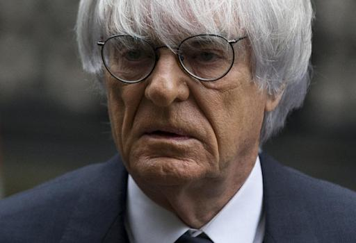 F1 boss Ecclestone goes on trial in bribery case