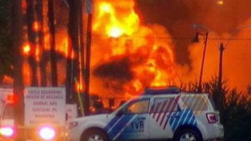 Death Toll Rises in Canada Train Explosion