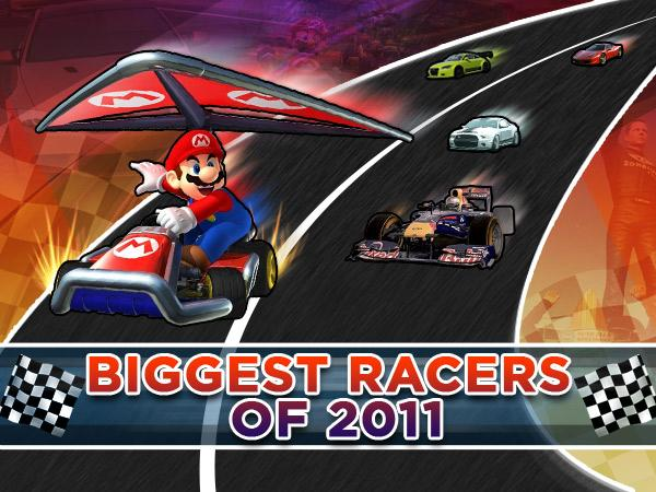 Biggest Racers of 2011