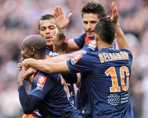 Montpellier beat Valenciennes 1-0 to secure a club record-breaking 21st win of the season last time out