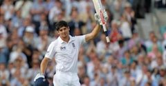 Alastair Cook has been included in the ICC's Test team of the year - 0