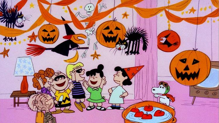 """It's the Great Pumpkin, Charlie Brown"""