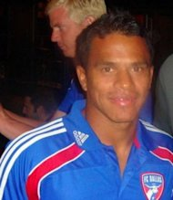 David Ferreira of the FC Dallas