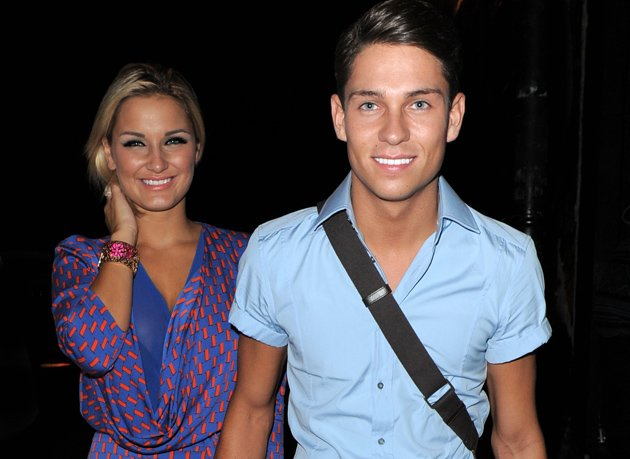 Sam Faiers and Joey Essex