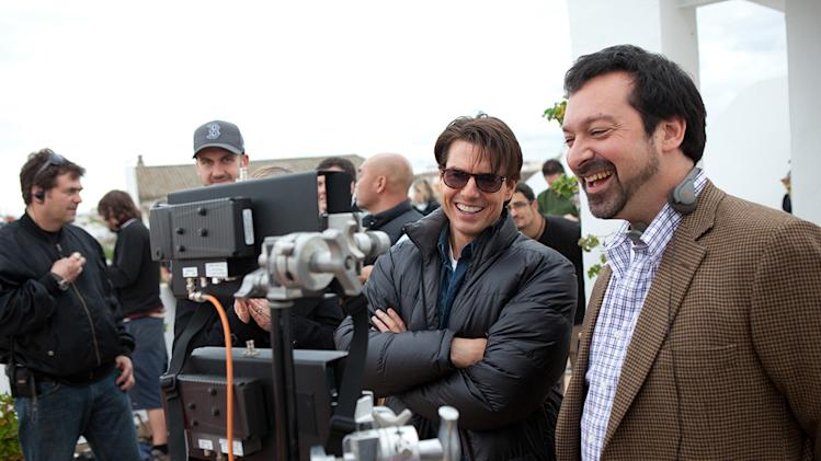 Knight and Day Production Photos 20th Century Fox 2010 Tom Cruise