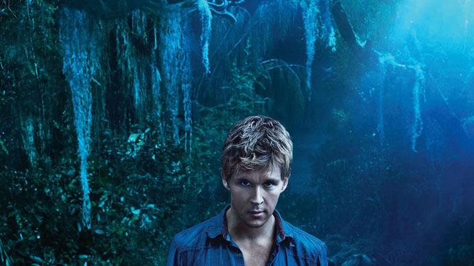 "Ryan Kwanten stars as Jason Stackhouse in ""True Blood."""