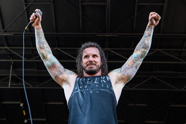 As I Lay Dying's Tim Lambesis Makes Bail in Murder-for-Hire Case