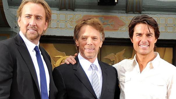 Jerry Bruckheimer Hand and footprint Ceremony thumb