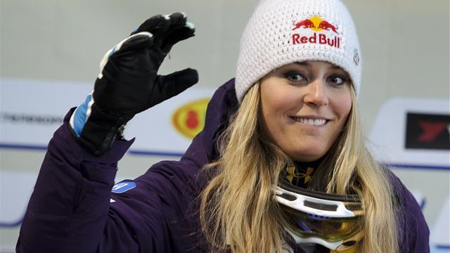 Vonn will not need surgery