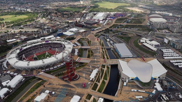 Olympic Games - London Olympics' emissions 28% lower than forecast