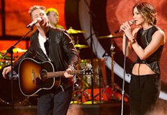 OneRepublic, Katherine McPhee | Photo Credits: FOX