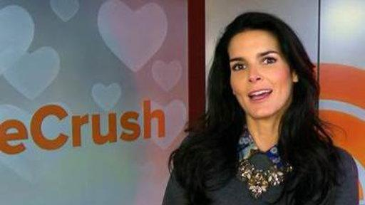 Angie Harmon to Meat Loaf: I Might Have a Crush On You, Too