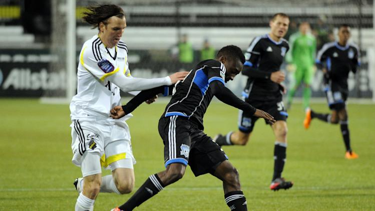 San Jose Earthquakes v AIK - Portland Timbers Tournament