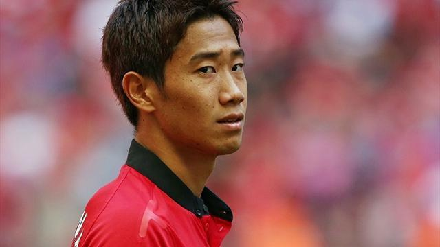 Liga - Atletico 'could move for United's Kagawa'