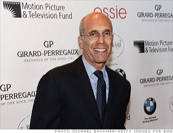 "OSCARS: Jeffrey Katzenberg On Jean Hersholt Humanitarian Award — ""I Don't Feel Like This Is My Award"""